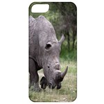 Wild Animal Rhino Apple iPhone 5 Classic Hardshell Case