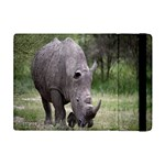 Wild Animal Rhino Apple iPad Mini Flip Case