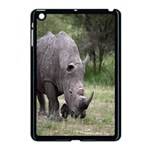 Wild Animal Rhino Apple iPad Mini Case (Black)