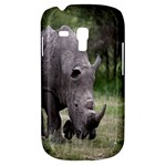Wild Animal Rhino Samsung Galaxy S3 MINI I8190 Hardshell Case