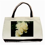 White Rose Classic Tote Bag (Two Sides)