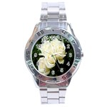 White Rose Stainless Steel Analogue Men's Watch