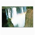 Zambia Waterfall Postcard 4 x 6  (Pkg of 10)