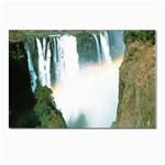 Zambia Waterfall Postcards 5  x 7  (Pkg of 10)