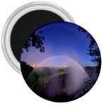 Zambia Rainbow 3  Magnet