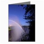 Zambia Rainbow Greeting Cards (Pkg of 8)