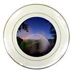 Zambia Rainbow Porcelain Plate