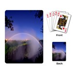 Zambia Rainbow Playing Cards Single Design