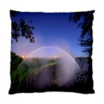Zambia Rainbow Cushion Case (Two Sides)