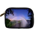 Zambia Rainbow Digital Camera Leather Case
