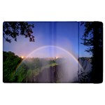 Zambia Rainbow Apple iPad 2 Flip Case