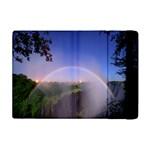 Zambia Rainbow Apple iPad Mini Flip Case