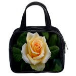 Yellow Rose Classic Handbag (Two Sides)