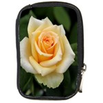 Yellow Rose Compact Camera Leather Case
