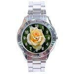 Yellow Rose Stainless Steel Analogue Men's Watch