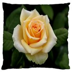 Yellow Rose Large Cushion Case (Two Sides)