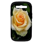 Yellow Rose Samsung Galaxy S III Hardshell Case (PC+Silicone)
