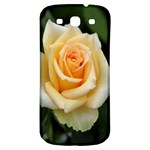 Yellow Rose Samsung Galaxy S3 S III Classic Hardshell Back Case