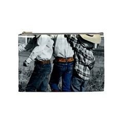 Cowboys Cosmetic Bag (medium) by dray6389