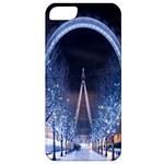 London Eye And  Ferris Wheel Christmas Apple iPhone 5 Classic Hardshell Case