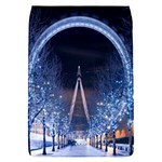 London Eye And  Ferris Wheel Christmas Removable Flap Cover (Small)