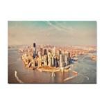 New York Manhattan Sticker A4 (100 pack)
