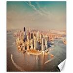 New York Manhattan Canvas 20  x 24