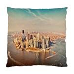 New York Manhattan Cushion Case (One Side)
