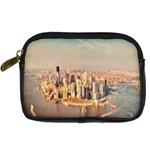 New York Manhattan Digital Camera Leather Case