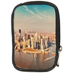 New York Manhattan Compact Camera Leather Case