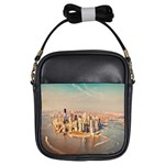 New York Manhattan Girls Sling Bag