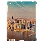New York Manhattan Apple iPad 3/4 Hardshell Case (Compatible with Smart Cover)