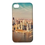 New York Manhattan Apple iPhone 4/4S Hardshell Case with Stand