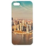 New York Manhattan Apple iPhone 5 Hardshell Case with Stand
