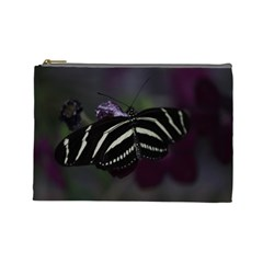 Butterfly 059 001 Cosmetic Bag (large) by pictureperfectphotography