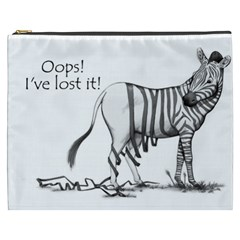 Lost Cosmetic Bag (xxxl) by cutepetshop