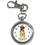 Boxer Key Chain Watch