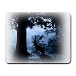 Animal Deer In Forest Small Mousepad