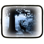 Animal Deer In Forest Netbook Case (XL)