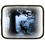 Animal Deer In Forest Netbook Case (XXL)