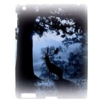 Animal Deer In Forest Apple iPad 3/4 Hardshell Case