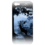 Animal Deer In Forest Apple iPhone 5 Hardshell Case