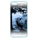 Animal Deer In Forest Apple Seamless iPhone 5 Case (Color)