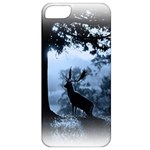 Animal Deer In Forest Apple iPhone 5 Classic Hardshell Case