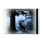 Animal Deer In Forest Apple iPad Mini Flip Case