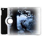 Animal Deer In Forest Apple iPad Mini Flip 360 Case