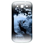 Animal Deer In Forest Samsung Galaxy S3 S III Classic Hardshell Back Case