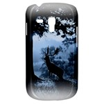 Animal Deer In Forest Samsung Galaxy S3 MINI I8190 Hardshell Case