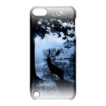Animal Deer In Forest Apple iPod Touch 5 Hardshell Case with Stand