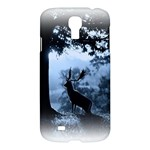 Animal Deer In Forest Samsung Galaxy S4 I9500 Hardshell Case